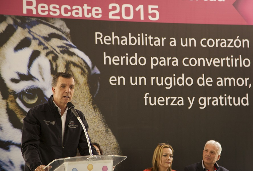 A zoo of Mexico will be the first in the world to implement the program ZOOXXI